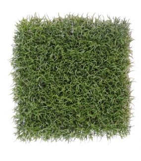 Herbe artificielle FINE PLAQUE
