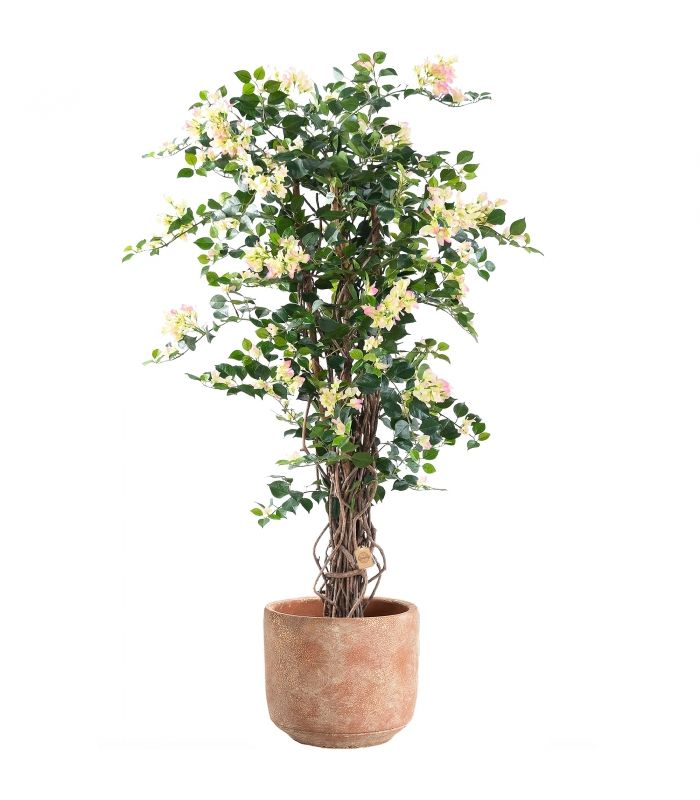 Bougainvillée artificiel NEW LIANES (180 cm)